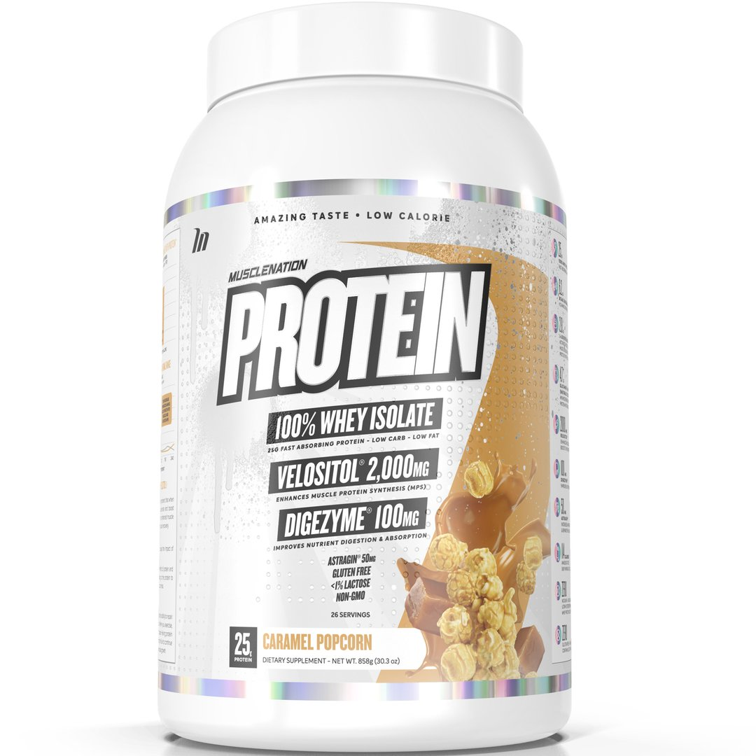 ee12dffed Musclenation Protein 100% Whey Isolate - NXT GEN NUTRITION